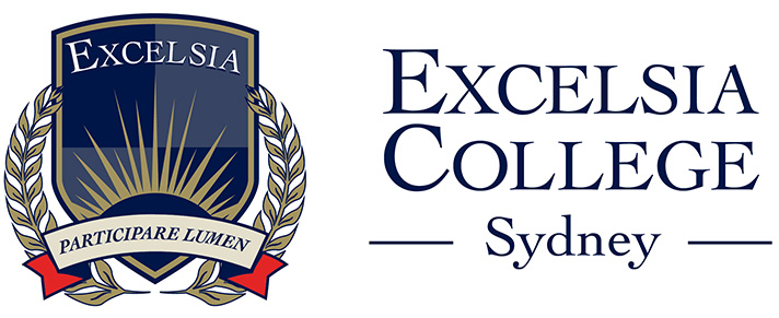 Link to Excelsia College Online Learning Portal homepage